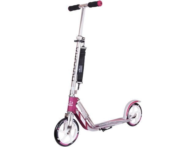 HUDORA Big Wheel City Scooter, magenta/silver